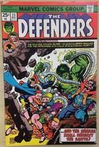 THE DEFENDERS #23 (1975) Marvel Comics VG+ - $9.89