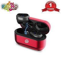 Wireless Earbuds, WOWOGO Bluetooth 5.0 True Wireless Headphone, 3D Stere... - $37.49