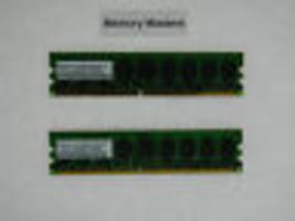 311-4139 2GB 2x1GB PC2-3200 ECC DIMM Memory for Dell PowerEdge 800