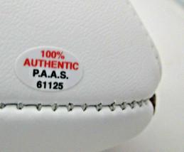 EZEKIEL ELLIOTT / AUTOGRAPHED O.S.U. BUCKEYES LOGO WHITE PANEL FOOTBALL / COA image 5