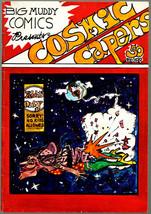 Cosmic Capers, Big Muddy 1972 vintage Underground Comix, - $7.98