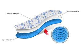 Kaps Actifresh - hygienic Shoe Insoles with Antibacterial Technology by Sanitize image 4