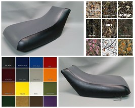 Suzuki Ozark 250 Seat Cover LTF250 In Black, 25 Color Options Or 2-tone - $32.95