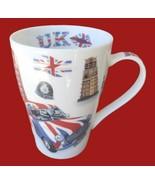 Cardew British Icons Mug Tea Cup Coffee London Phone Booth Mini Cooper D... - $13.10