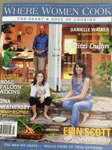 Where Women Cook Vintage Magazine Fall 2014 Cooking Nutrition Homemade Family image 1
