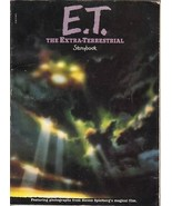E.T. THE EXTRA-TERRESTRAIL STORYBOOK SPIELBERG MATHISON - $10.40