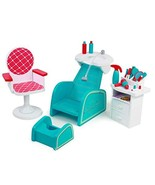Playtime by Eimmie Hair Salon and Nail Spa Set - Doll Accessories - Hair... - $68.12