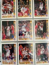 1238 NBA Basketball Card Lot Upper Deck Michael Jordan Holo Kobe Bryant image 9