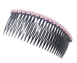 Jewelry Card Edge Rhinestone Hair Accessories Hairpin Comb Bangs Chuck Top image 2