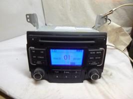 11 12 2011 2012 Hyundai Sonata Am FM Radio Cd Mp3 Player 96180-3Q001 BIS280 - $25.99