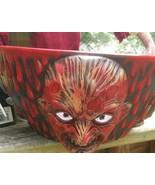 Freddy Krueger Halloween 14 inch Candy Bowl - $18.49