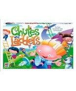 Chutes and Ladders Board Game Preschool Edition New Sealed Updated New c... - $26.43 CAD