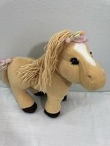 Cabbage Patch Kids Soft Plush Tan Pony Horse Jakks Pacific - $34.65