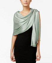 Nw INC International Concepts Silky Smooth Pashmina Scarf Womens Wrap Sh... - €13,77 EUR
