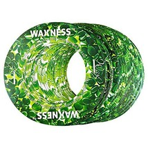 Waxness Waxing Protection Collars 50 Pack Green Fits Most 14 Ounces Tin Brands