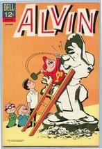 Alvin 6 Mar 1964 NM- (9.2) - $60.44
