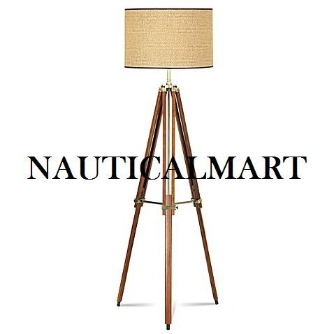 Pacific Coast Lighting Tripod Floor Lamp Home Decor - $180.00