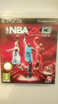 NBA 2K13 EXECUTIVE PRODUCED BY JAY-Z PS3 VIDEO GAME TESTED WORKING - $14.84