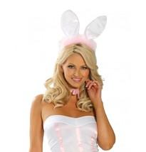 Women's Sexy Bunny Ears Rabbit Ears White Halloween Costume - €5,29 EUR