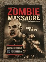 Zombie Massacre (DVD, Includes Slipcover) BRAND NEW / FACTORY SEALED - $12.75