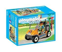 PLAYMOBIL Zookeeper's Cart - $19.28