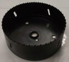 "Black & Decker 21866 4-3/4"" High Speed Steel Bi-Metal Hole Saw USA - $11.88"