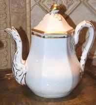 Old Paris Porcelain Second Empire Pear & Branches Tea Coffee Pot  c1850-... - $199.99