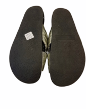 ISABEL MARANT ETOILE SZ 38/8 Silver HOLDEN Sandal Slide Shoe # 4014 image 5