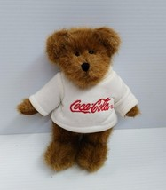 "Coca-Cola Boyds Bear ""Billy"" - BRAND NEW - $11.14"