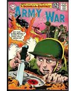 OUR ARMY AT WAR #119 1962-DC WAR COMIC-SGT. ROCK-RUSS HEATH-HIGH GRADE - $181.88