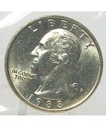 1988-P Washington Quarter BU In the Cello #0697 - $11.99
