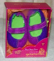 Our Generation Must Have Shoes New - $13.88