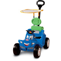 Little Tikes 2-in-1 Cozy Roadster Buggy Outdoor Ride Detachable Shade Ca... - $55.30