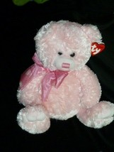 Ty The Beanie Babies Collection Classic Plush Isabella Pink Teddy Bear 2... - $16.70