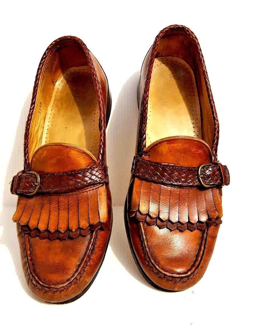 a468aefc95752 Allen Edmonds Mens Size 11.5B Brown MONTEREY and 50 similar items