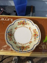 6 5 INCH BOWLS  in Victoria (Floral Basket) by Johnson Brothers  - $24.70