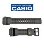 Genuine CASIO G-SHOCK Watch Band Strap STLS-100H-1AV  Original Black Rubber - $21.25