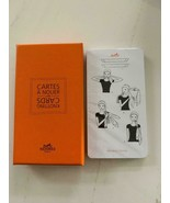 NEW SEALED HERMES Knotting CARDS Nr 3 featuring Silk Scarf How to Tie Pics - $34.65