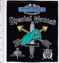 Green Beret US Army Special Forces Combat Infantry Badge CIB 3rd Award Master - $10.99