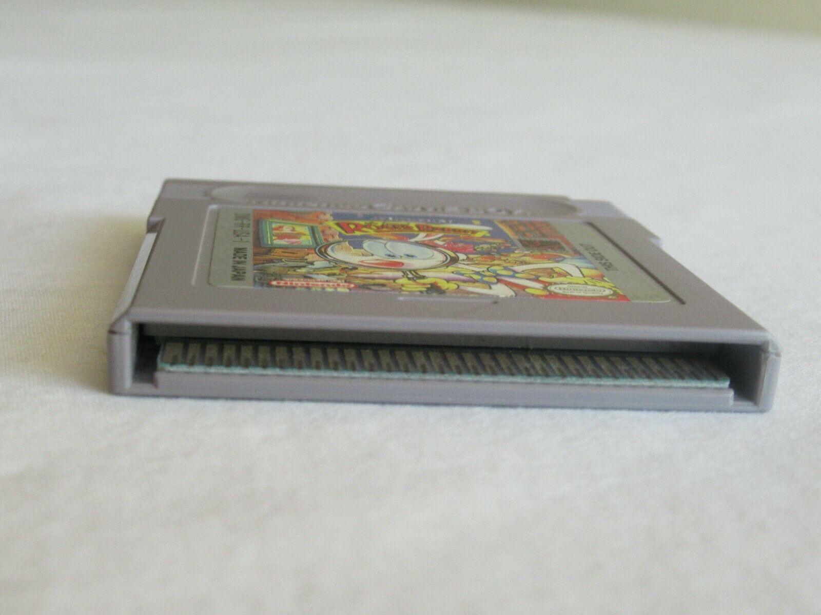 Who Framed Roger Rabbit (Nintendo Game Boy, 1991) Tested and Works image 9