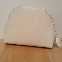 MAC MAKEUP BAG! :) HEIRLOOM COLLECTION WHITE SPARKLE MAKEUP BAG! :) NEW ... - $15.84
