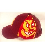 ARIZONA STATE SUN DEVILS HAT CAP RED STRAP BACK COLLEGE NCAA FREE SHIPPING! - $15.95