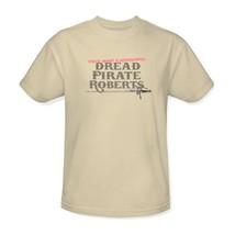 Princess Bride T-shirt Dread Pirate 1980s movie retro 100% cotton tee PB122 image 2