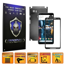 Google Pixel 2 XL - Carbon Skin, Full Body Case Cover Protector, Decal Wrap - $8.99