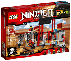 Lego Ninjago (70591) Kryptarium Prison Breakout - New Building Set - $49.89