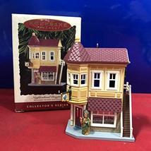 Hallmark 1994 Ornament Neighborhood Drugstore # 11 Series - $9.89