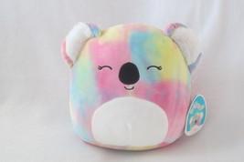 """Squishmallow 8"""" Katya The Koala KellyToy BNWT Plush Toy Animal - $25.00"""