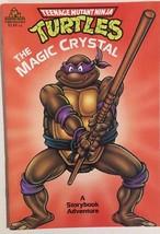 TEENAGE MUTANT NINJA TURTLES The Magic Crystal ... - $9.89