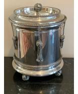Vintage Italian Silver Plated Ice Bucket - $400.00