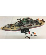 USS Missouri 38977 Kre-o Kreon Weapons Fire Battleship Hasbro 2011 Incom... - $42.06